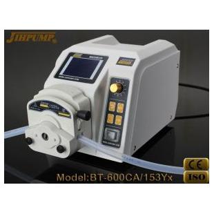 重庆杰恒BT-600CA高精度_蠕动泵_液体灌装机-生产厂家