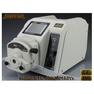 重庆杰恒BT-600CA高精度_蠕动泵_液体灌装机