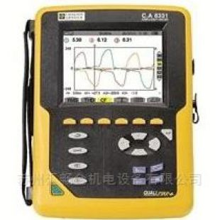 法国CA三相电能质量分析仪C.A 8331
