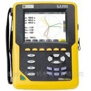 法国CA三相电能质量分析仪C.A 8333