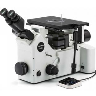 奥林巴斯倒置金相显微镜 GX53