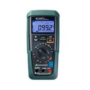 METRAHIT ISO   4¾ 位数字多用表及绝缘测试仪