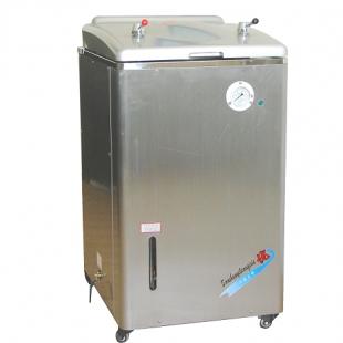三申YM7(YX-450A)不锈钢立式电热蒸汽灭菌器