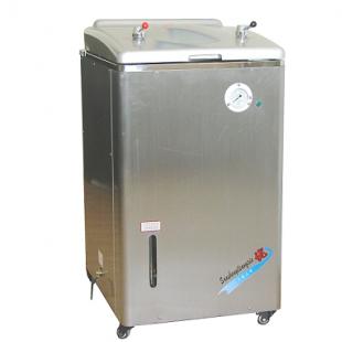 三申YM50A不锈钢立式电热蒸汽灭菌器