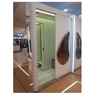 人体高速扫描仪,人体尺寸快速测量三维模型快速建立