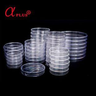 一次性塑料培养皿 细菌平皿圆皿多种规格35/60/65/70/75/90/150mm