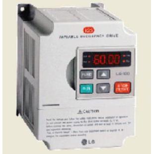 韓國LG(LS產電)IG5系列變頻器SV040IG5-4原裝正品