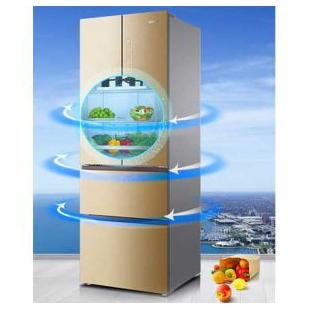 海尔电器326L风冷无霜 多门冰箱