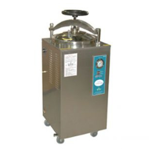 上海博迅YXQ-100SII立式压力蒸汽灭菌器