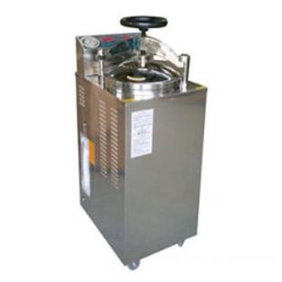 上海博迅YXQ-100A立式压力蒸汽灭菌器