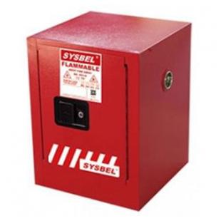 西斯贝尔WA810040R 可燃液体安全储存柜