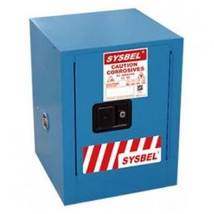 西斯贝尔WA810040B 弱腐蚀性液体安全储存柜