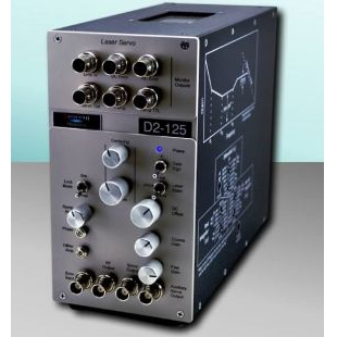 Vescent D2-125激光伺服器