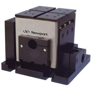 Newport紧凑型 XYZ 光纤对准挠性平移台