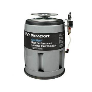 Newport 具有自動重新調平功能的 Stabilizer? 非磁性氣動隔振器