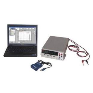 光伏电池 I-V 测试站