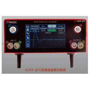 Vescent四通道PID温度控制器SLICE-QTC