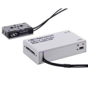 配有 CONEX-AGP 壓電運動控制器的 Agilis 線性平移臺