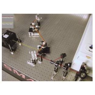 美国Newport  用于超短激光脉冲的棱镜压缩器