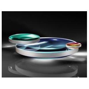 美国Edmund  633nm激光镀膜平凸(PCX)透镜