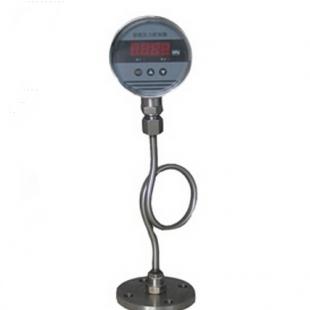 西安新敏厂家带冷凝管智能压力控制器
