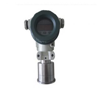 西安新敏厂家直销工业数显卫生平膜压力变送器