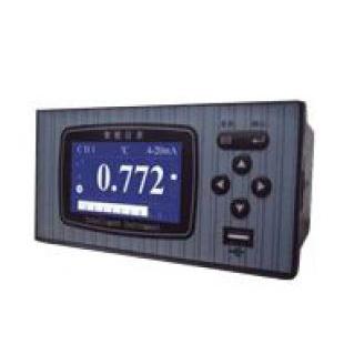 西安新敏厂家直销4路单色无纸记录仪