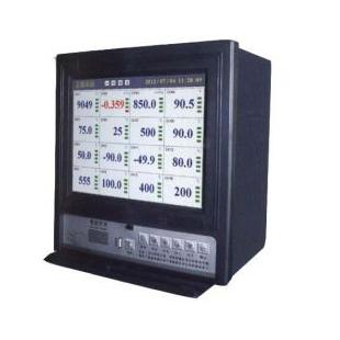 西安新敏厂家直销48路彩屏无纸记录仪