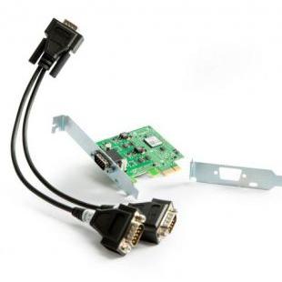 Kvaser PCIEcan 2xHS v2编码: 73-30130-00861-8