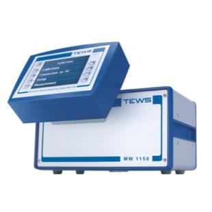 實驗室微波水分/密度測量儀MW 1150