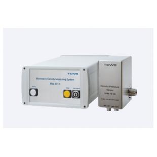 TEWS高速在线微波水分测量仪MW 3012