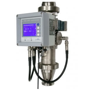 在线微波(浓度、密度、固含量、锤度)测量仪