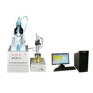 碱值测定仪 SH/T0251-2004