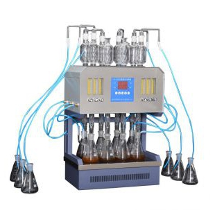 高氯COD消解器同时消解6个样品