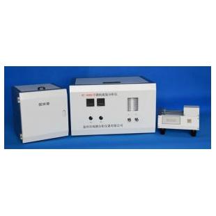 SH/T0253 ASTMD3120国五国六微机硫氯分析仪