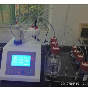 卡氏容量法水分仪