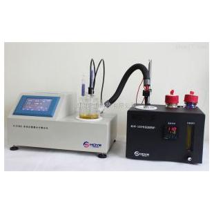 塑料粒子专用卡氏水分测定仪-卡氏加热炉法