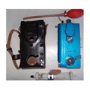 光干涉式瓦斯测定器