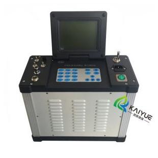 青岛凯跃KGH-60W型自动烟尘烟气测试仪