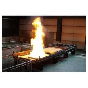 动力电池外部火烧试验机