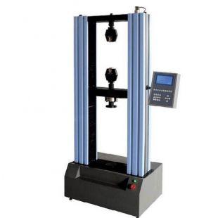 LDS-10電子拉力試驗機金屬塑料橡膠線纜檢測延伸率變形測試儀