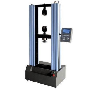 LDS-50電子拉力試驗機金屬塑料橡膠線纜檢測延伸率變形測試儀