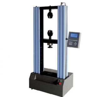 LDS-20电子拉力试验机金属塑料橡胶线缆检测延伸率变形测试仪