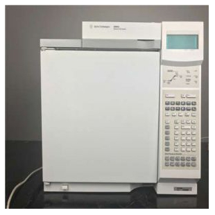 美国原装进口二手安捷伦6890N气相色谱仪