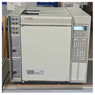 美国原装进口安捷伦HP5890气相色谱仪