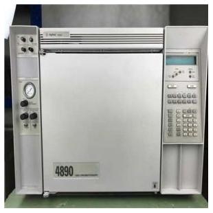 安捷伦原装4890D气相色谱仪