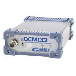Gamry電化學石英晶體微天平eQCM 10M