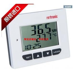 罗卓尼克HL-1D温度记录仪显示屏温湿度计厂家包邮