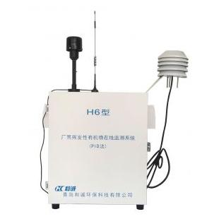 青岛和诚H6型挥发性有机物(TVOC)在线监控系统