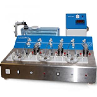 SFDC-6 直立式兼水平式透皮扩散仪 透皮仪